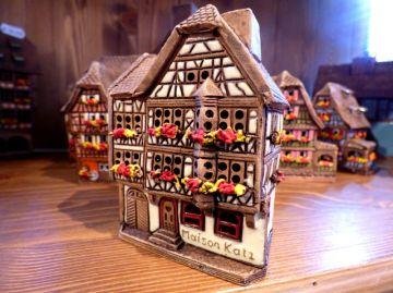 Maison colombage alsacienne 300 taverne katz maisons - Maison a colombage alsacienne ...